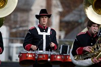 Westborough Marching Band Nov 1