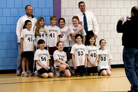 Girls Rec Bball B Feb 13